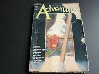 ADVENTURE PULP, Published by Ridgway Company, New York--FEB 18th, 1921 Magazine.