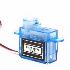 Tiny 3.7g mini Micro Servo for Control Aircraft Flight Direction RC Plane Boat