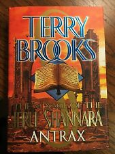 Voyage of Jerle Shannara Antrax Terry Brooks First Edition