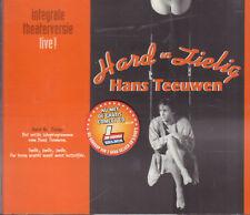 HANS TEEUWEN - HARD EN ZIELIG (Integrale Theaterversie Live!)(2-CD 1995) CONDITI