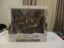 """SOLDIERS OF THE WORLD  12"""" FIGURE NOMAHA BEACH LANDING  FORMATIVE 1999"""