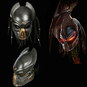 The Predator Cosplay Helmet Costume Props Replica High Quality Mask Halloween