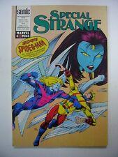 SEMIC MARVEL COMICS SPECIAL STRANGE N° 87 JUILLET 1993 TRES BON ETAT