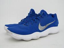 Nike Hyperdunk 2017 Men's Blue Low Top Basketball Sneakers Size 17 942774-400