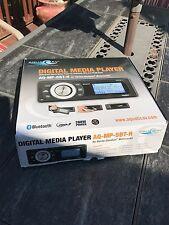 water proof Aqua Ticav Digital Media Player Bluertooth MP3 FM/AM Harley Davidson