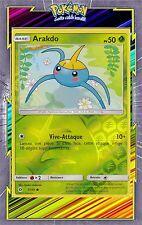 Arakdo Reverse - SL1:Soleil et Lune - 7/149 - Carte Pokemon Neuve Française