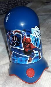 Spider Man Battery Opperated Night Light fully tested and fully working