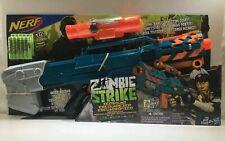 New Nerf Zombie Strike Zedsquad Longshot CS-12 BRAND NEW