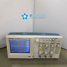 Tektronix TDS2002B Oscilloscope, portable 60MHz, 2Channel- Good condition!