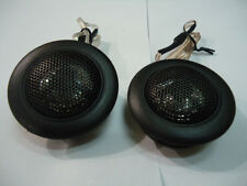 CAR HIGH EFFICIENCY DOME TWEETER SUPER POWER AUTO SOUND TS-120 X TWO SETS