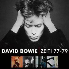 David Bowie Rock Box Set Music CDs & DVDs
