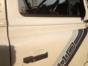 LAND ROVER 90/110 Fiberglass DOOR TRIM off road 4x4