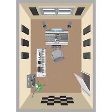 Primacoustic London 10 Room Kit Black