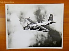 US Navy Petrol Anti-Submarine Warfare Aircraft Photo 8x10 Lockheed Neptune VP-4