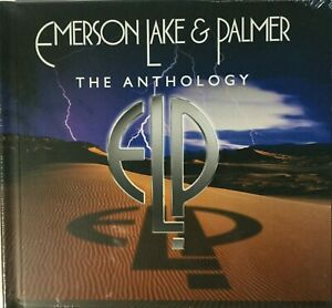 EMERSON LAKE & PALMER - THE ANTHOLOGY, 3 CD BOX SET, BRAND NEW SEALED
