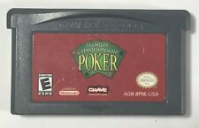 World Championship Poker (Nintendo GameBoy Advance, 2004) Game Cartridge Only