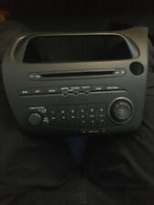 Honda Civic Estéreo Radio CD Player 06-11 Tipo S