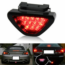 12 LED Car Auto Brake Reverse Lamp Triangle Tail Strobe Light F1 Style Red 2016