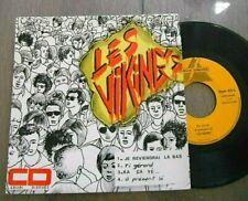 Rare EP LES VIKINGS Je reviendrai .. Biguine Cadence ANTILLES ETAT EX NM Celini