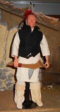 1/6 Custom Native American / Indian Apache figure with custom uniform set