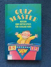 Quizmaster - Wissen und Rätselspaß für schlaue Kids