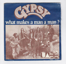 SP 45 TOURS GYPSY WHAT MAKES A MAN A MAN ? UNITED ARTISTS RECORDS UP 35 202