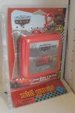 DISNEY Pixar CARS Mini Games 2 Card Crazy Eights Go Fish McQueen Clip n Go Case