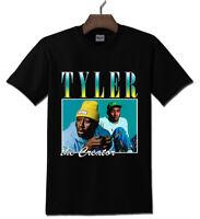 Tyler the Creator Gildan Black T shirt S - 2XL