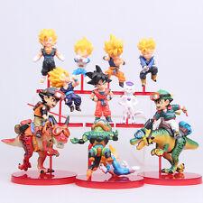 Lot 10pcs Dragonball Z Dragon ball DBZ Action Figure Toy Set Anime Toys Kid Gift