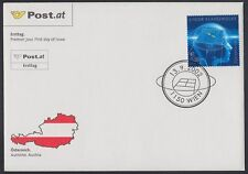 Österreich Austria 2002 FDC Mi.2391 Linzer Klangwolke [af167]