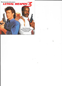 Michael Kamen, Elton.Eric & Sting -Lethal Weapon 3 ( Reprise CD 1992)