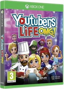 YouTubers Life OMG! For Xbox One (New & Sealed)