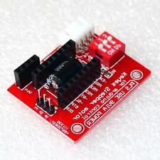 A4988 DRV8825 3D Printer Stepper Motor Driver Control Extension Shield Board NEW