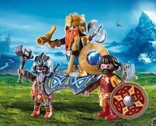PLAYMOBIL® 9344 dwarf King - NEW 2018 - S&H FREE WORLDWIDE