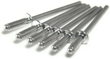"""All Aluminum POP Rivet - 6-8, 3/16"""" x 1/2"""" Gap (0.376 - 0.500) Qty-100"""