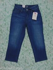 Levis Bold Curve Capri's Pedal Pushers Shorts Size 26 New With Tags