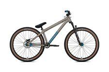 "Rower NS BIKES Movement 2 26"" [2021] - Raw # NEW Dirt Jump Bike"