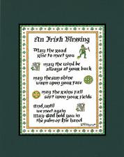 AN IRISH BLESSING -1