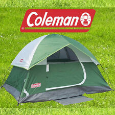 Coleman Tent Brand New 4 Person Hiking Sleeping Tent