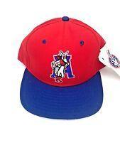 VTG NWT 90's Amarillo Dillas Snapback Baseball Cap Hat Delong Minor League