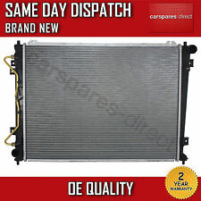 FIT FOR A KIA CARENS Mk2/3 MANUAL RADIATOR 2005>ONWARDS *BRAND NEW*