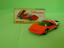 DINKY TOYS  202 FIAT ABARTH 2000 RARE SELTEN IN EXCELLENT CONDITION IN BOX