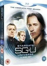 Stargate Universe Region 1 The Complete First Season Blu-ray