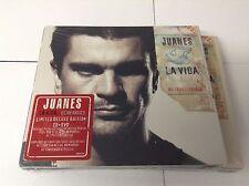 Juanes Vida Es Un Ratico CD + DVD Us Import] [V] SEALED DELUXE SET
