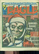 EAGLE weekly British comic book December 24 1983 VG+