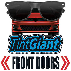 TINTGIANT PRECUT FRONT DOORS WINDOW TINT FOR MERCEDES BENZ R320 07-09