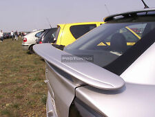 Spoiler For Hatchback Vauxhall OPEL ASTRA G Trunk Rear boot lip Wing trim