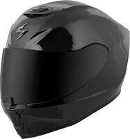 Scorpion EXO-R420 Black Full Face Motorcycle Helmet