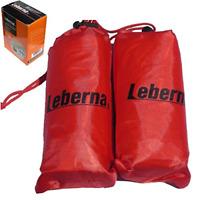 Leberna Emergency Survival Foil Mylar Thermal Waterproof Sleeping Bag 2 Pack ...