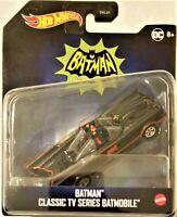 Hot Wheels - 1/50 Scale Batman Classic TV Series Batmobile (BBDKL23)